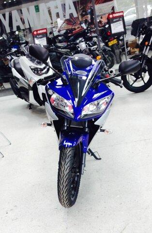 Compre la moto