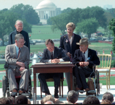 American with Disabilities Act (ADA)