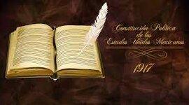 HISTORIA CONSTITUCIONAL EN MEXICO  timeline