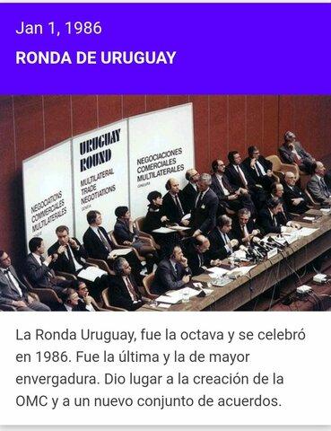 Ronda de Uruguay