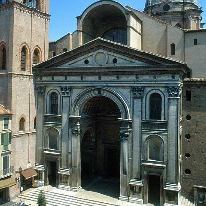 Leon Battista Alberti, Basilica di Sant'Andrea