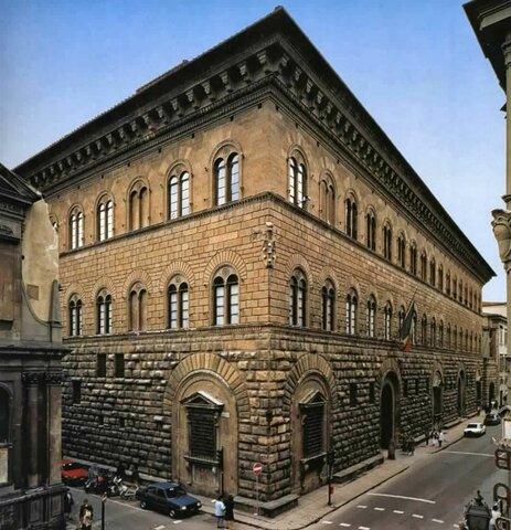 Michelozzo, Palazzo Medici Riccardi