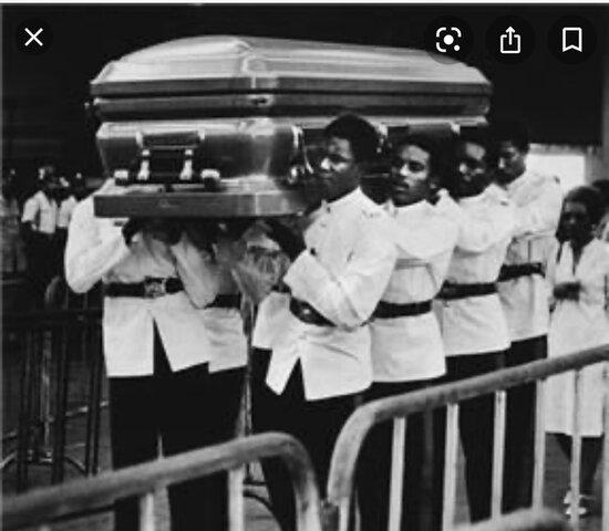Funeral of Bob Marley