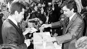 Primeras elecciones democráticas