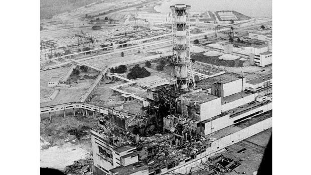 El desastre medioambiental de Chernobyl