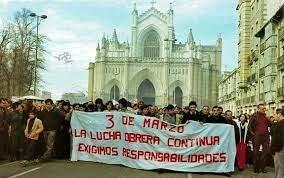 Incidente de la Iglesia de San Francisco de Asís (La Matanza de Vitoria)