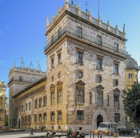Palau de la G. Valenciana
