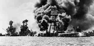 Japón decidió entonces atacar Pearl Harbor