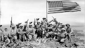 EEUU entró en la Segunda Guerra Mundial