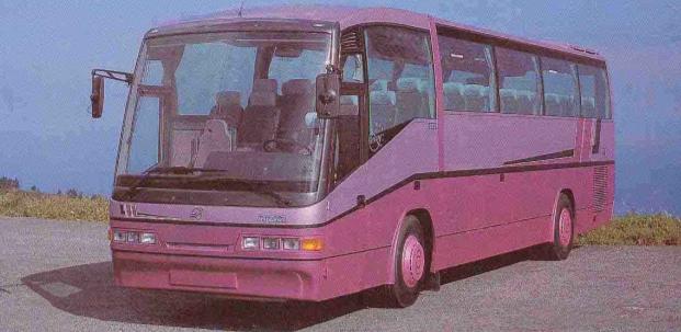 Autobús Century