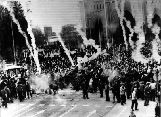 Huelga en Vitoria