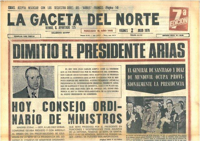 Dimite Arias Navarra.