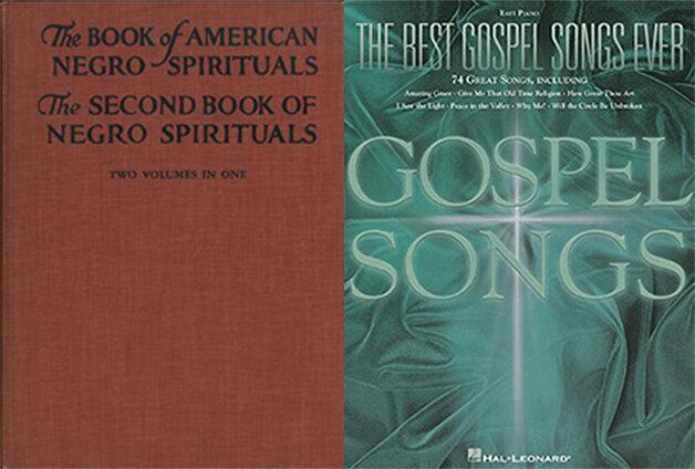 Spirituals songs