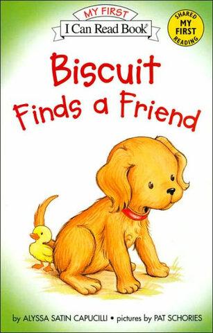 A Cute Puppy Named Biscuit