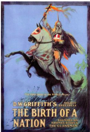 La nascita di una nazione (D. Griffith) USA