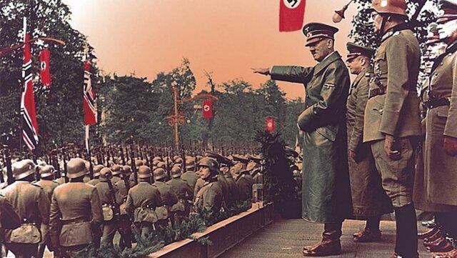 La segunda guerra mundial(DANIEL OVEJERO)