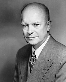 Visita del presidente Eisenhower