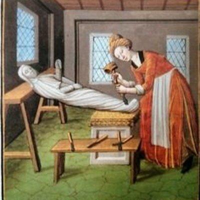 Week 1- the middle ages- Marcia sculpteert een beeld, miniatuur uit Boccaccio, La Louange et Virtue des Nobles et Cleres Dames, 1493 Bibliothèque Nationale de Paris timeline