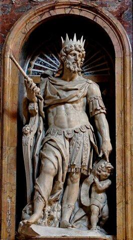 El reinado del sucesor de Saúl