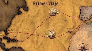 1º viaje de Colón a América