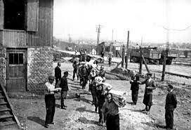Campos de concentración.