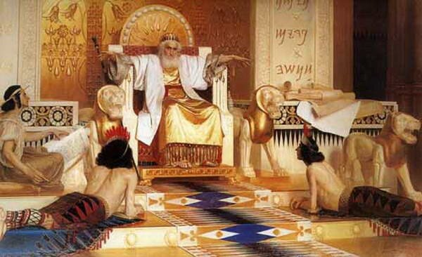 El mayor logro de Salomón