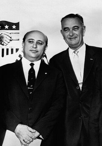 Süleyman Demirel Prime Minister 1965 -1971