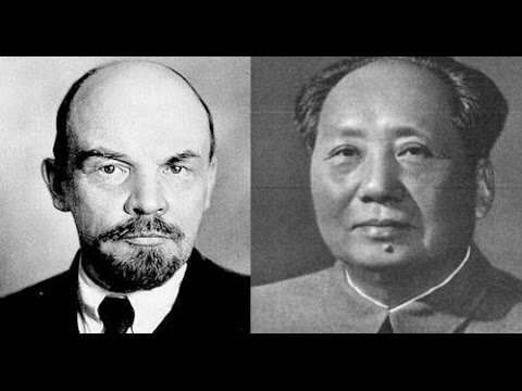 Lenin y Mao
