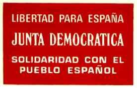 Junta Democrática de España