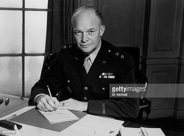 Visita presidente Eisenhower
