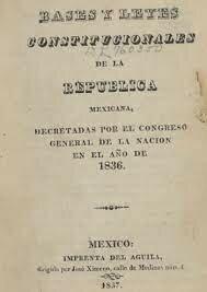 CONSTITUCION DEL REGIMEN CENTRALISTA