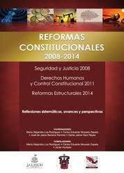 NUEVAS REFORMAS A LA CONSTITUCIÓN
