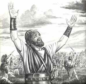 La situación de Babilonia...