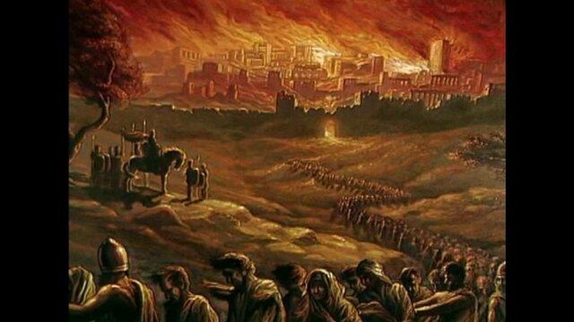 El Exilio de Babilonia