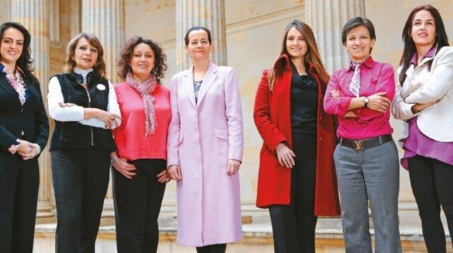 """Ley 581 de 2000 Participación de la mujer en niveles decisorios de diferentes ramas del poder público """"LEY DE CUOTAS"""""""