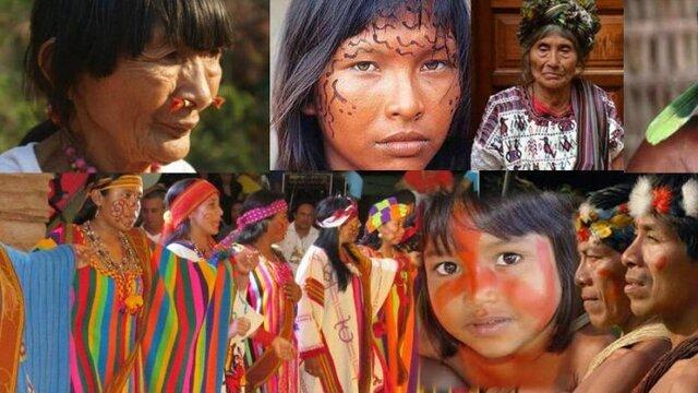 Día Internacional de los pueblos indigenas