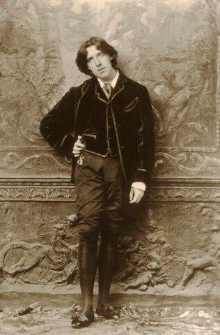 Oscar Wilde died