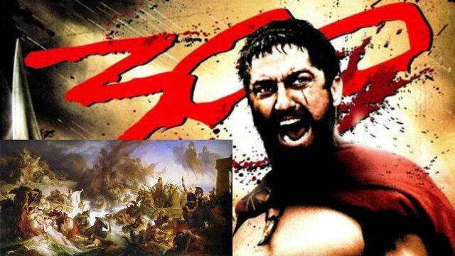 Vittoria Greca sui Persiani di Serse