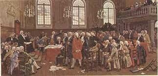 Les débuts du parlementarisme