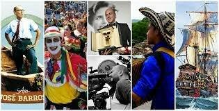 Cine nacional premiado en Cannes, el reconocimiento del vallenato tradicional por la Unesco.