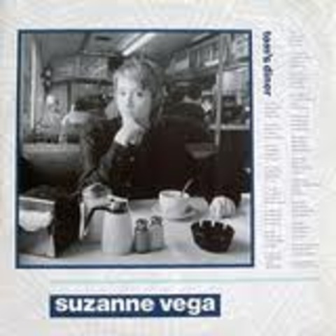 "Karlheinz Brandenburg uses Suzanne Vega's song ""Tom's Diner"" to test first MP3 compression"