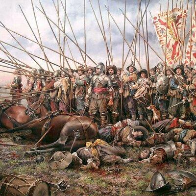 La guerra hispano-francesa (1635-1659). Cano Vera, Isaac; Iglesias Guzmán, Axel Manuel timeline