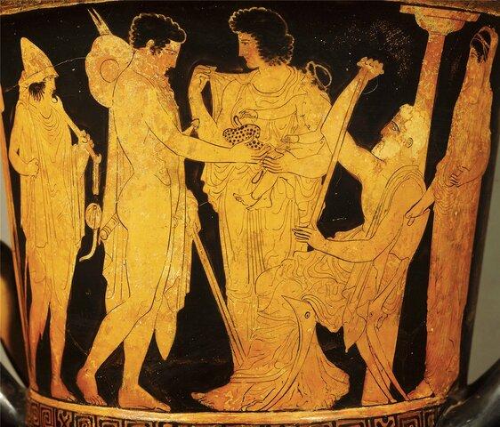 CIVILIZACIÓN GRIEGA 776 A.C.