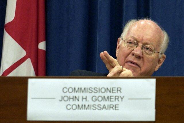 Scandale des commandites et commission Goemery