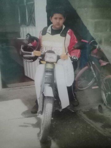 aprendiendo a manejar moto