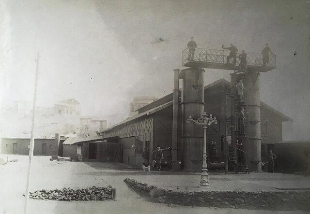 Hasanpaşa Gazhanesi'nin Üretime Açılması