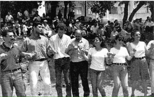 Hasanpaşa Gazhanesi'nin Gönüllüleri
