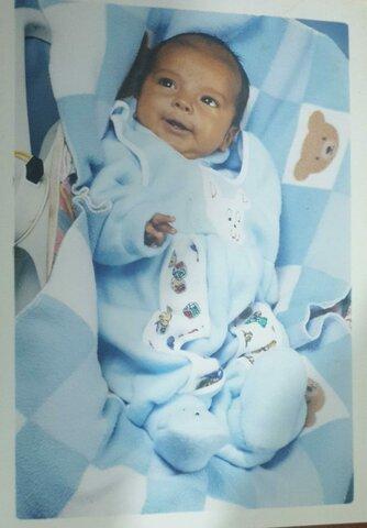 el día de mi nacimiento