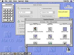 MAC OS SYSTEM 8 – 1997