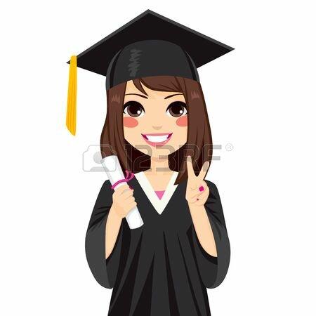 La graduacion de mi hermana